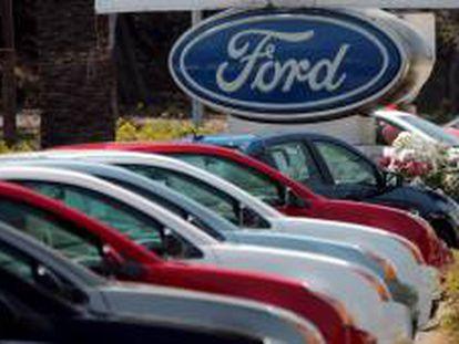Ford aseguró que es el primer fabricante de automóviles que utiliza la tecnología infrarroja para detectar fugas de aire y, por lo tanto, orificios en el habitáculo. EFE/Archivo