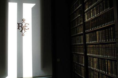 """La biblioteca clásica de la RAE reunirá """"el núcleo esencial de la tradición literaria española e hispanoamericana a finales del siglo XIX""""."""