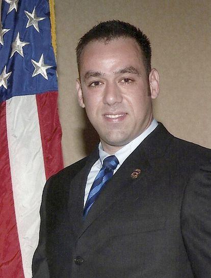 Jaime Zapata, el agente fallecido.