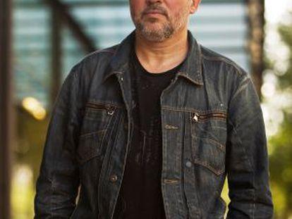 El escritor David Monteagudo.