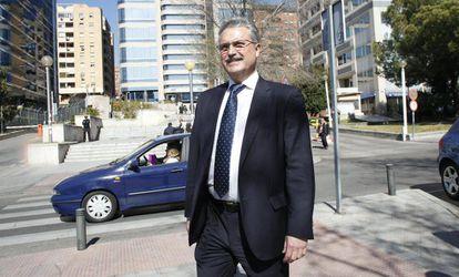 Raúl López, en una imagen de archivo.