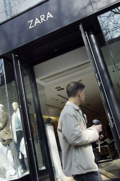 Inditex es una de las empresas que mejor están capeando la crisis