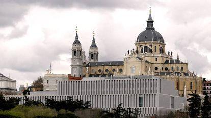 Museo de las Colecciones Reales en Madrid.