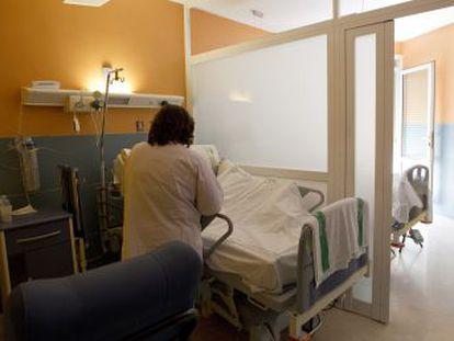 La propuesta de Ciudadanos no contempla el suicidio asistido, sino los cuidados paliativos
