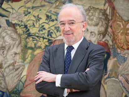 El presidente de la RAE, Santiago Munoz Machado.
