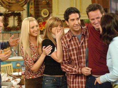 Vuelve 'Friends': así será la reunión de los seis amigos en un nuevo capítulo