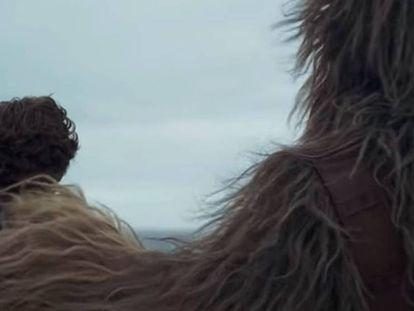 'Han Solo: una historia de Star Wars' estrena el primer avance de la película