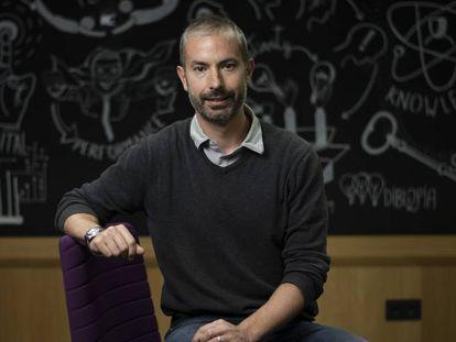 Rob Cassedy, consejero delegado de la plataforma de venta de productos de segunda mano desde 2018.