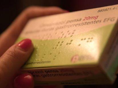 Los medicamentos son los únicos productos que en Europa están obligados a estar etiquetados en braille.