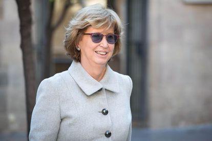 La consejera de Educación, Irene Rigau.