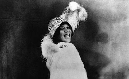 Una imagen sin datar de Bessie Smith.