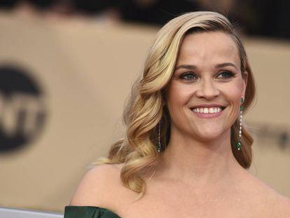 La actriz Reese Witherspoon el pasado enero en Los Ángeles.