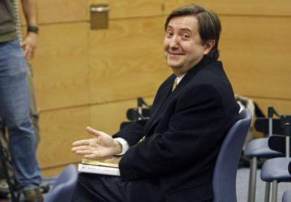 El locutor Federico Jiménez Losantos.