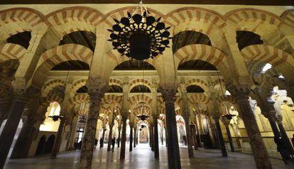 La Mezquita-Catedral de Córdoba, monumento Patrimonio de la Humanidad de la Unesco.