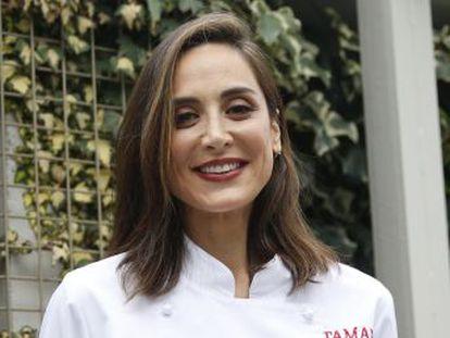 La hija de Isabel Preysler ganó el concurso gastronómico con su madre y Vargas Llosa en el plató