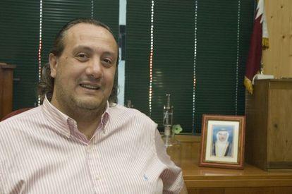 Jorge Dorribo, director general de Nupel.