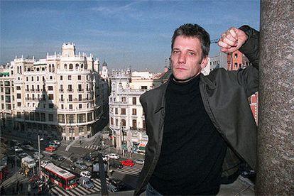 Alan Pauls (Buenos Aires, 1959), en el Círculo de Bellas Artes de Madrid en 2003.