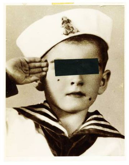 Imagen de portada para uno de los primeros números de la revista 'Ajoblanco'.