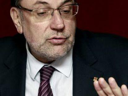 El consejero de Bienestar y Familia de la Generalitat, Josep Lluís Cleries.