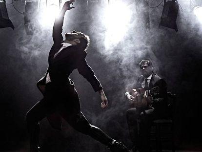 El bailaor Manuel Liñán.
