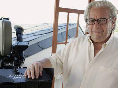 Antonio Mercero, en 2005.
