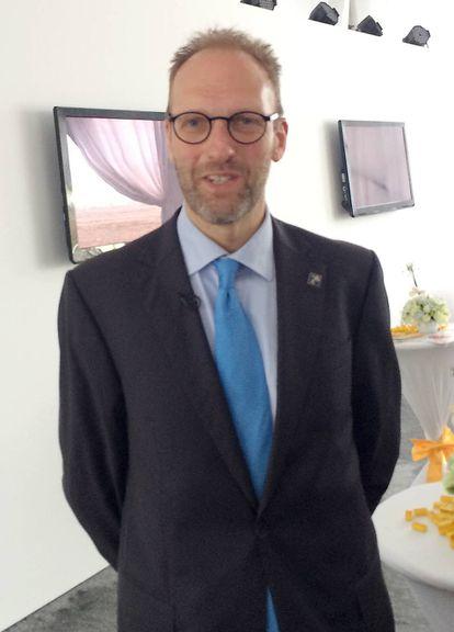 Jorgen Vig Knudstorp, CEO de Lego