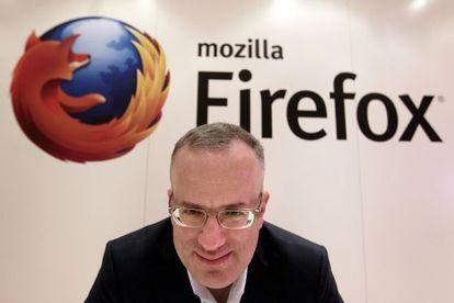Brendan Eich, cofundador de Firefox