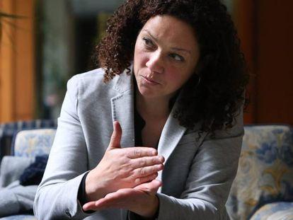 Catalina Cladera, consejera de Hacienda de Baleares.