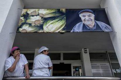 Exposición de fotografías realizadas durante uno de los talleres de la fundación Photographic Social Vision.