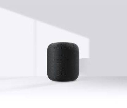 Apple ha presentado su altavoz Home Pod. Se venderá por 349 dólares.