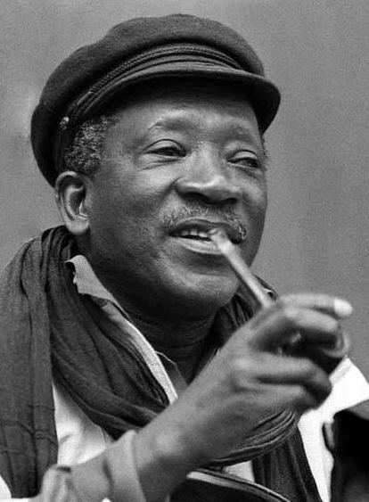 Ousmane Sembene.