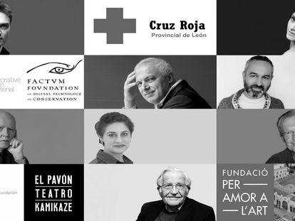 Los ganadores de 2020-2021 de los premios Museo Liceo Egipcio de León.
