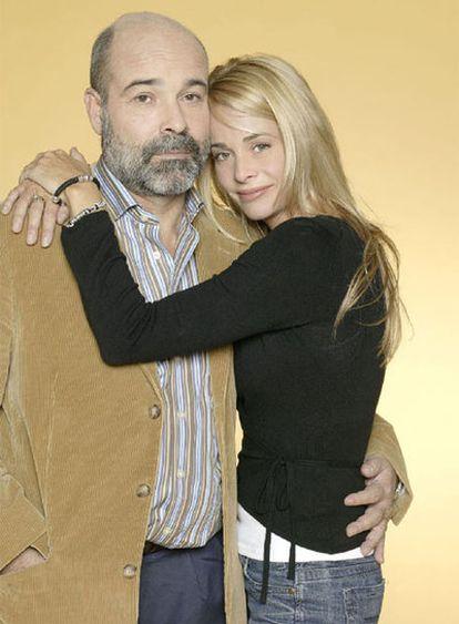 Diego y Lucía se reencuentran en el final de <i>Los Serrano.</i>