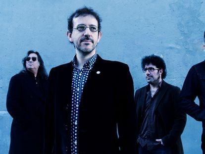 La banda asturiana Stormy Mondays
