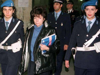 Patrizia Reggiani, la 'viuda negra' de Gucci.