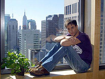 Enrique Iglesias, en Nueva York, en diciembre.