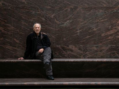 El cineasta alemán Werner Herzog el miércoles en el CCCB de Barcelona.