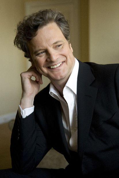 El actor británico Colin Firth, fotografiado el año pasado.