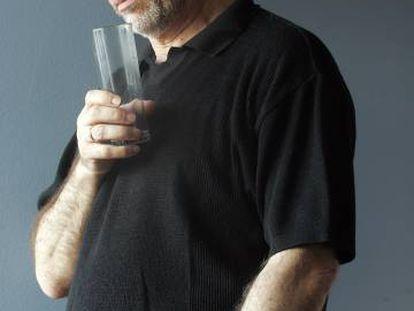 El historiador Tony Judt, en la presentación de 'Postguerra' en 2006 en Madrid.