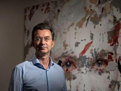 Javier Santiso, retratado este 2021.