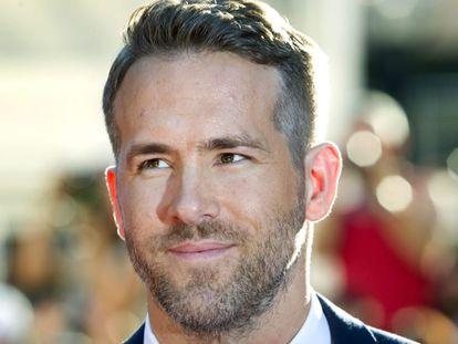 El actor Ryan Reynolds en el estreno de 'Mississippi Grind' (2015).