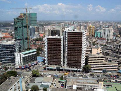 Dar es Salaam es la ciudad con más habitantes de Tanzania; la mitad vive en chabolas.