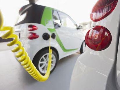 El coche eléctrico no emite gases contaminantes a la atmósfera.