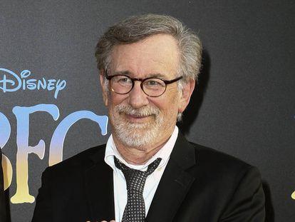 Steven Spielberg, en una foto de junio pasado.