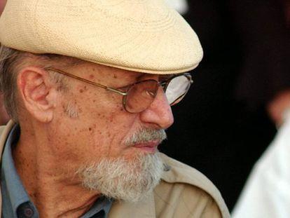 Fernández Retamar, en 2004.