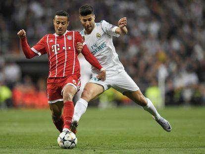 El Real Madrid se enfrenta al Bayern en la semifinal de la Champions League