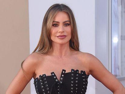 Sofia Vergara, en un estreno en Hollywood en julio de 2019.