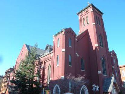 Parroquia de St Lucy- St Patrick's.