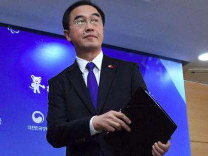 Corea del Sur ofrece hablar con el régimen sobre la participación de una delegación de ese país en los Juegos Olímpicos de Invierno de PyeongChang