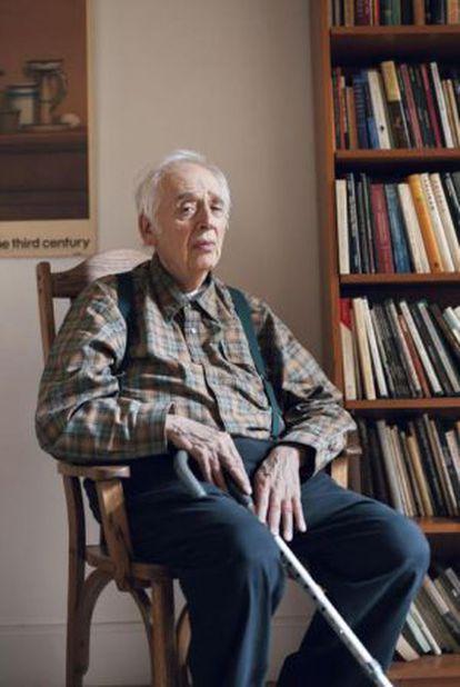 """""""¡Hay que mantener a raya la muerte de la imaginación!"""", propone Harold Bloom, quien publica en España 'Anatomía de la influencia. La literatura como modo de vida' (Taurus)."""